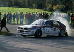 Rally Raid, Martini Racing, Lancia Delta, Toyota Celica, Monte Carlo, Car Show, Sport Cars, Jdm, Cars And Motorcycles