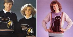 Winter Is Coming, So Please Enjoy This Insane 1980s Book Of Knitted Sweaters