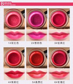 2016 Sexy Charming Air Cushion Matte Lipstick Long Lasting Waterproof Lip Gloss Moisturizing Non-stick Cup Lip Balm Lip Stick - Pandora Fashion