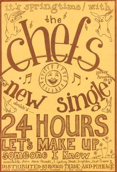 The Chefs : 24 Hours; on Brighton label Attrix.