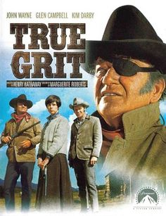 Menomonie Reads presents True Grit!  Join us at the Menomonie Public library to view the 1969 film version staring John Wayne.  February 13, 2016 at 2pm.