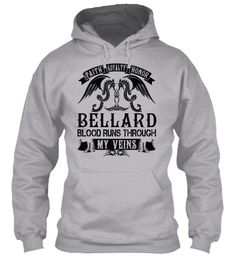 BELLARD - My Veins Name Shirts #Bellard