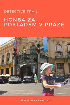 uneseni: Turistou ve vlastnim městě (Detective Trail v Praze) Praha, Detective, Louvre, Street View, Travel, Viajes, Destinations, Traveling, Trips