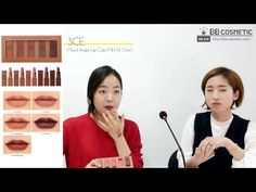 3CE Mood Recipe Lip Color Mini Kit Review by BBcosmetic