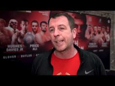 JOE GALLAGHER: CALLUM SMITH DESERVES TO BE CHIEF SUPPORT FOR JOSHUA VS M... Kell Brook, Boxing News, Will Smith, Youtube, Youtubers, Youtube Movies