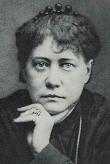 Helena Petrovan Blavatsky... theosophis, writer and traveler established the Theosophical Society..
