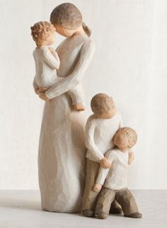 Family Group #8 - Willow Tree Figurines FamGrp8 | Demdaco