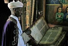 """The """"Book of Enoch"""" are the continuously preserved Ethiopian writings of the Old Testament predating Noah and Moses."""