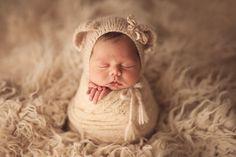 Fine Art Newborn Portraiture | Ontario Newborn Photographer