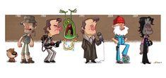 Bill Murray - evolution
