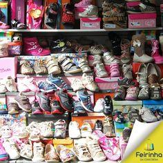Na Feirinha da Concórdia você encontra tudo para os pequerruchos, inclusive tênis e sapatinhos! Um mais lindo que o outro!   #Infantil #MelhorFeirinhadoBrás #Pequerruchos #Baby #Love #Filhos