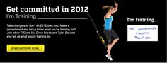 Add the TRX into your workout!! Get committed!