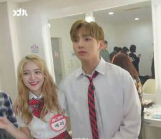 I love Jungri! Not JungIU! Jungkook and Tzuyu! I only like this cute couples Korean Couple, Best Couple, Kpop Couples, Cute Couples, Red Velvet, Bts Girl, Blackpink And Bts, Kim Yerim, Ulzzang Couple
