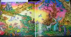 Enchanted Forest ready ❤ @kerbyrosanes #mythomorphia #mythomorphiacoloringbook #adultcoloring #adultcoloringbook #coloringbook #colorpencil #drawing #instaart #pencildrawing #loveart #enchantedforest