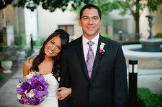 Bride and Groom - Photo Source • RAE Portraits