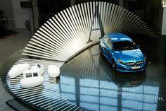 Mercedes-Benz A-Class - Sarah Bair Kloepfer