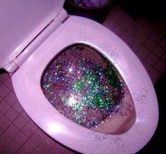 glitter everywhere | ban.do