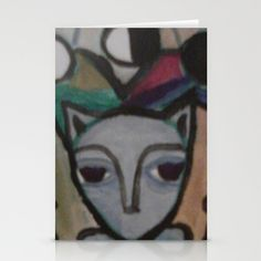 0 The Fool/Tarot Stationery Cards by Kathead Tarot - $12.00