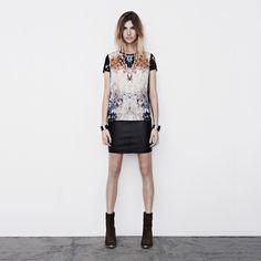 Womenswear | Wither T-Shirt. #Spring2013 #saltstudionyc