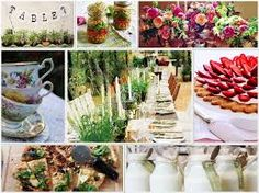 summer garden party ideas - Google Search