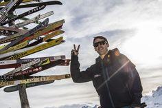 Pin for Later: Les Photos People de la Semaine à Ne Pas Manquer  James Blunt s'est produit au sommet d'une montagne en Autriche.