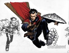 All-New All-Different Marvel: Doctor Strange by Chris Bachalo *