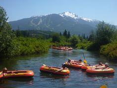 Whistler's River of Golden Dreams