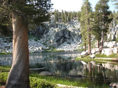 Pear Lake Trail is a 11.7 mile heavily trafficked out and back trail located near Sequoia National Park, California that features a lake and is rated as difficult. The trail is primarily used for hiking, camping, and fly fishing and is best used from June until October.
