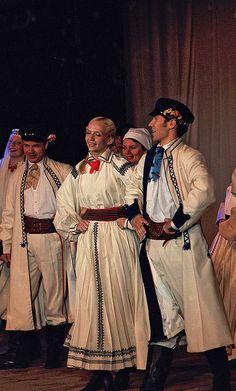 Polish folk dance Lublin Poland
