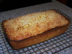 Key Lime Coconut Bread