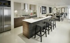 kitchen/dining - metricon lancaster
