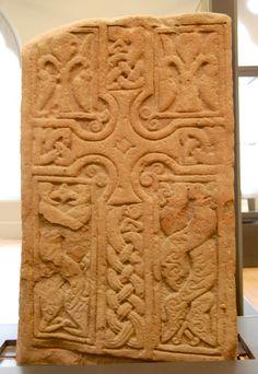 A 'Class 3 Pictish Symbol Stone'. King Robert, Celtic Art, Picts, Folklore, Spring Decorations, Symbols, History, Medusa, Scotland
