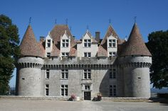 Chateau Monbazillac - try their sweet white Monbazillac wine, or one of many red Bergeracs