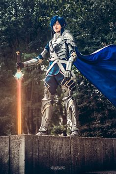 Fire Emblem: Awakening - Chrom by Sorairo-Days Photography