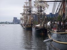Taken by Jello, Tall Ships Festival, Lake Superior, Sailing Ships, Minnesota, Boats, Water, Gripe Water, Ships, Sailboat