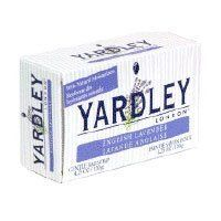 Yardley London English Lavender 4 Bar, 4.25 oz by Yardley London. $9.00. It is made with natural moisturizers to help soften and protect your skin.. It has natural moisturizers to help soften and protect your skin.. Romance Your Skin with English Lavender   The Yardley London English Lavender Bar will re-define your bathing ritual. This classic English Lavender Botanical soap combines the natural bounty of Lavender and essential oils to create an aromatic and therapeutic bat...