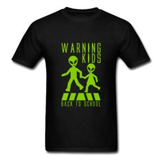 @roswellboutique Kids Back to School in Roswell T-Shirt  Classic-cut standard weight t-shirt for men, 100% pre-shrunk cotton, Brand: Gildan   Details    Alien Kids Back to School  #RoswellNM #Roswell #Alien #Extraterrestrial #Kids #School #Panel #mode #fashion #tshirt