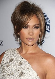 Love Jennifer Lopez soft smokey eye look
