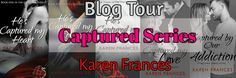 Blog Tour - Captured Series by Karen Frances     Blog Tour - Karen Frances - Captured Series Author - Karen FrancesBook - Captured Series Event - Blog TourBlog Tour - 14th - 21st October Hosted by Hooked on books & Cherry0Blossoms Promotions  He's Captured my Heart(Captured #1)  Like any dutiful Scottish daughter Libby Stewart puts her family first. Shes spent months helping her brother a single father care for his new daughter. The strain of her family commitments led to the painful demise…