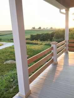 20+ DIY Deck Railing IdeasHaving a deck area is a privilege for those who are lucky enough to own country or beach houses.