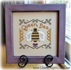 By cleaning and framing your finished needlework projects yourself, you ensure they are properly framed and cared for, and save a lot of money on professional framing!