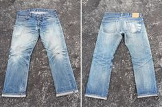 Fade-of-the-Day---Momotaro-x-Japan-Blue-0700SP-(~4-Years,-Unknown-Washes)-front-back
