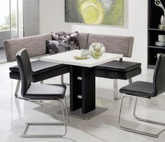 [ Dining Room Table Set Clearance Ashley Dining Room Sets Cloverdale Dining Room Set Cloverdale Dining Room Set Nice ] - Best Free Home Design Idea & Inspiration Bench Dining Room Table, Corner Bench Kitchen Table, Dining Set With Bench, Corner Dining Set, White Dining Table, Dining Nook, Dining Room Sets, Table Furniture, Kitchen Dining