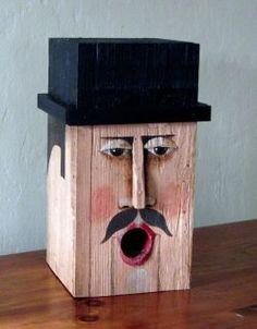 Es una figura divertida, la cara del hombre es graciosa y me gusta bastante la idea.