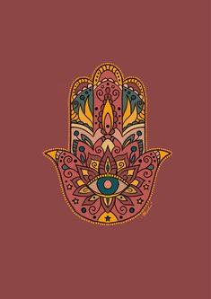 Fatima hand Hand Der Fatima, Hippie Wallpaper, Iphone Wallpaper Mandala, Hamsa Art, Hamsa Tattoo, Tattoo Symbols, Eye Illustration, Hippie Art, Photo Wall Collage