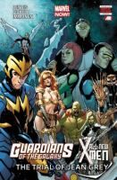 When an alien race decides to put Jean Grey on trial for the genocide committed by Dark Phoenix, the Guardians of the Galaxy and the All New X-Men must work to save her from the twisted intergalactic justice.