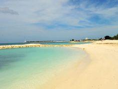 Saunders Beach, Nassau, Bahamas