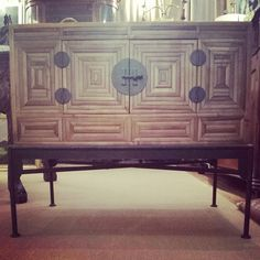Stop by our #gallery for our pop up #tagsale offering everything from #antique #china to #designer #shoes! And while you're there might as well take a peak inside to check out this gorgeous #bamboo #asian chest on a wrought iron base. We are open at 920 Mount Kemble Ave. In #Morristown #NJ for the next few hours!  #antiquesstore #artgallery #estatejewelry #secondhome #homedecor #interiordesign #modern #vintage #antique #furniture #lighting #sculptures #artwork #silver #jewelry #decor…
