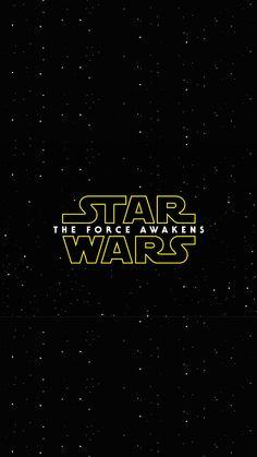 Star Wars The Force Awakens Logo