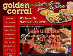 golden corral coupons utah 2019
